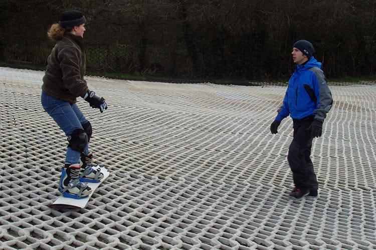 Snowboarding Lessons, Cardiff Ski School