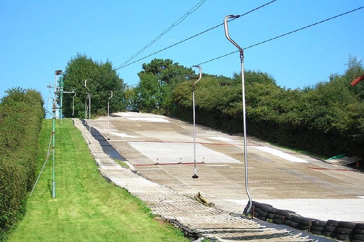 Cardiff Dry Slope and Drag Lifts