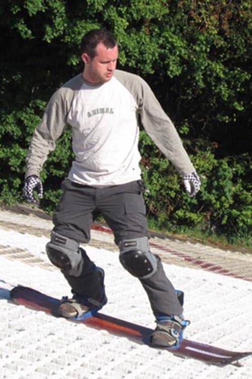 Learn to Ski in Cardiff Ski School