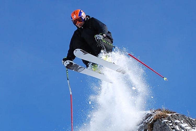 Learn to Ski in Cardiff Ski School