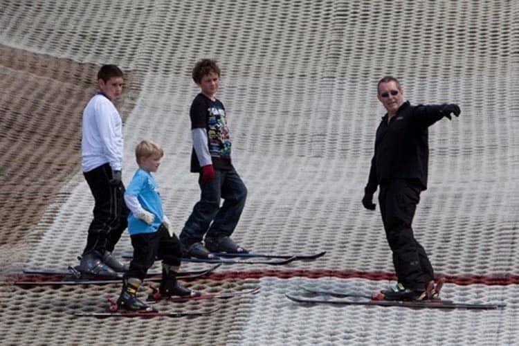 Skiing Lessons, Cardiff Ski School